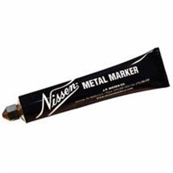Nissen - 00204 - Metal Marker, Yellow
