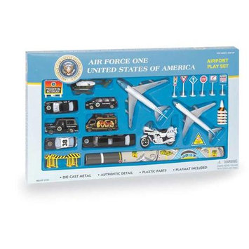 Daron Worldwide Trading RT5732 Air Force One Playset 30PC