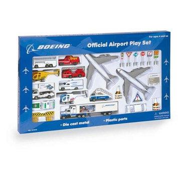 Daron Worldwide Trading RT7472 Boeing 30 Piece Playset