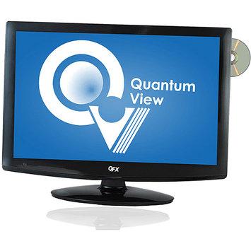 QuantumFX TV-LED1912D 19-inch 1080p LED TV/ DVD Player