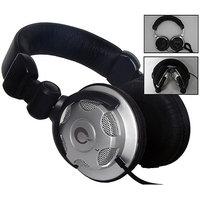 Qfx, Inc QFX H 203 DJ Style Stereo Headphones