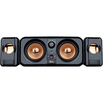 Qfx, Inc QFX CS-259 2.2 Speaker System - 16 W RMS - Black