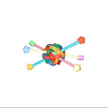 Super Bird Creations Outta This World with Rubber Ball Bird Toy