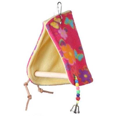 Bird Supplies Peekaboo Perch Tent Med Bird