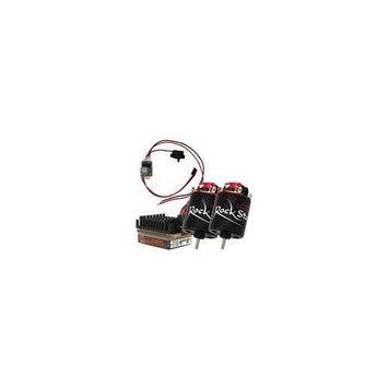 Novak 1847 M2 Dig 3S/Dual Rock Star 45T Motor/BEC Combo Multi-Colored
