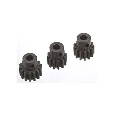 5121 Mod 1 5mm Steel Pinion 3-Pack (12/13/14) NOVC5121 NOVAK