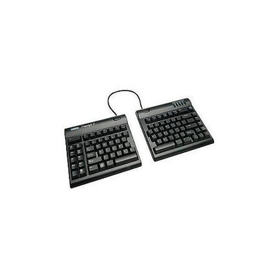 Kinesis Corporation KB800PB-US-20 Kinesis Freestyle2 Keyboard Pc Black