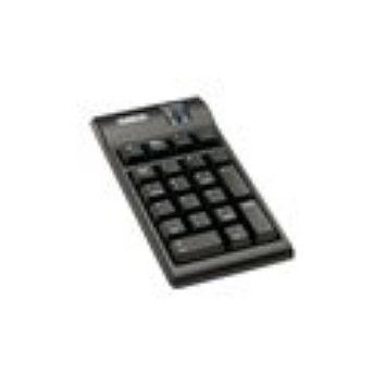 Kinesis Corporation AC800HPB-US The Freestyle2 Keypad Utilizes The Same Low-profile Design And Low-force Membran