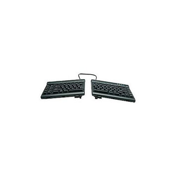 Kinesis Corporation KB830HMB-BLK Freestyle2 Keyboard For Mac And V3 Accessory Assembled Us Layout.