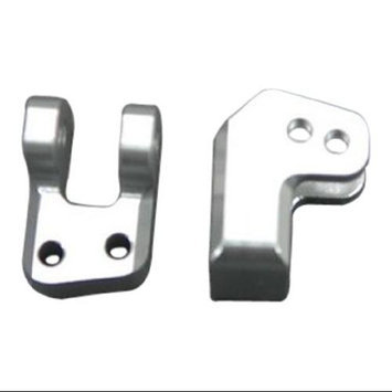 ST Racing Concepts STA80094S Aluminum Heavy Duty Rear Lower Shock Mounts for The Exo Buggy, Silver Multi-Colored