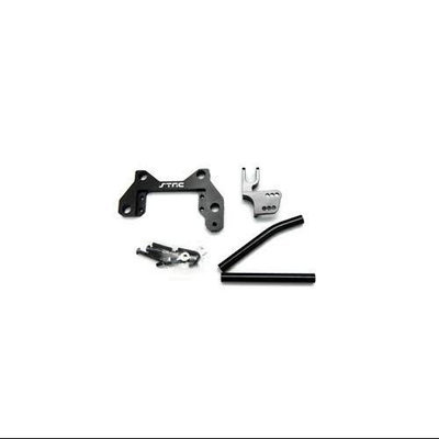 ST RACING CONCEPTS STA30792PBK Alum Off Axle Servo Mount/Panhard Kit Wrait STRC2163 ST Racing Concepts