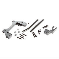 ST RACING CONCEPTS STA30792PGM Alum Off Axle Servo Mount/Panhard Kit Wrait STRC2165 ST Racing Concepts