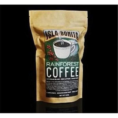 Isla Bonita Coffee isla 03 Isla Bonita Rainforest Coffee Puerto Rico Whole Bean