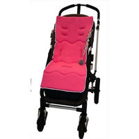 Tivoli Couture CL MFSL - Pink Classic Luxury Memory Foam Stroller Liner Flamingo Pink