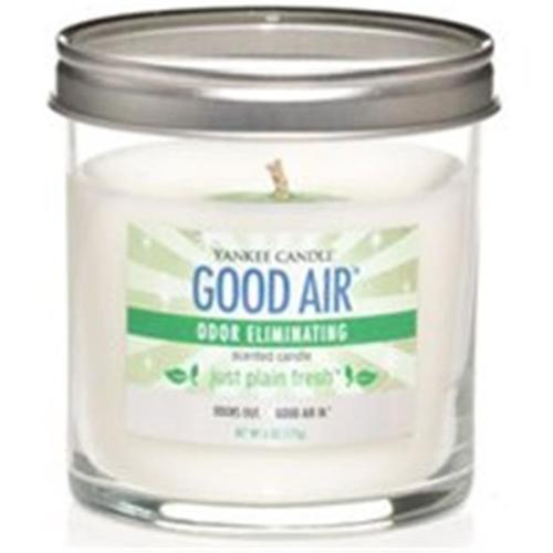 Yankee Candle Good Air Scented Tumbler - Just Plain Fresh