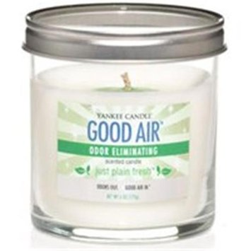 Yankee Candle Good Air Scented Tumbler - Just Plain Fresh