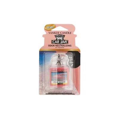 Yankee Candle Pink Sands? Car Jar Ultimate