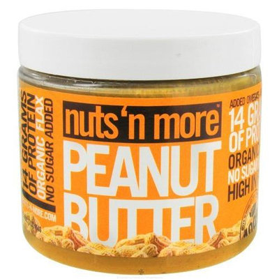 Nuts N More - Peanut Butter - 16 oz.