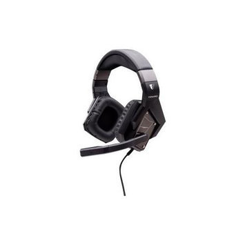 Panavise Kuven A1 Devil Virtual 7.1 Noise Isolation Gaming Headset