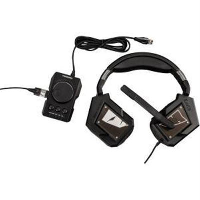 Panavise Kuven Pro True 5.1 Noise Supression Gaming Headset
