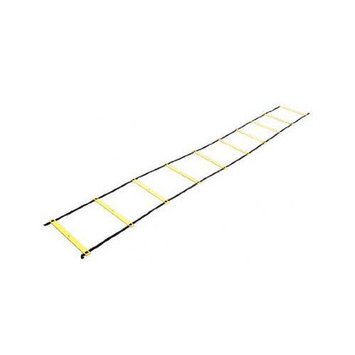 Aosom Flat Rung Speed Drill Training Agility Ladder