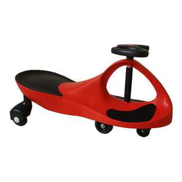 Wasatch Imports Rolling Coaster Car Color: RaceCar Red