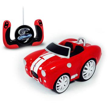 Shelby Cobra Radio-Control Chunky Car, Red