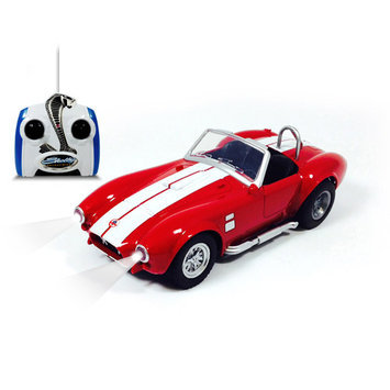 Shelby Cobra 1/24 Scale R/C Car, Red