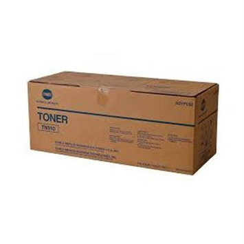 Konica Minolta Konica-Minolta 022J TN910 OEM Toner: Black Yields 66,000 Pages