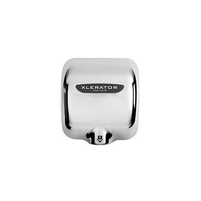 Global Cleaning Supplies GX Series 120V Automatic Hand Dryer Finish: ABS White
