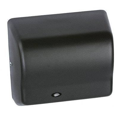 Global Cleaning Supplies GX Series 120V Automatic Hand Dryer Finish: Black Graphite