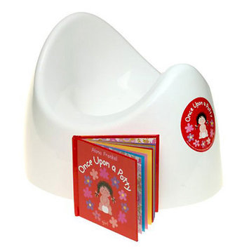 Child Matters POTTY GIFT BOX with mini-book - GIRL