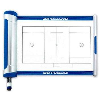 Zipboard Portable Retractable Lacrosse Whiteboard