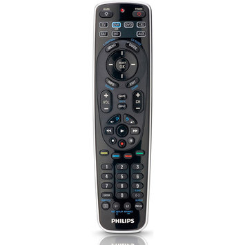 Philips Perfect Replacement Universal Remote Control 7-in-1 - SR