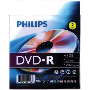 Pc Wholesale 4 7GB DVD R FOIL WRAP 2PK HEC0T60U3-1609