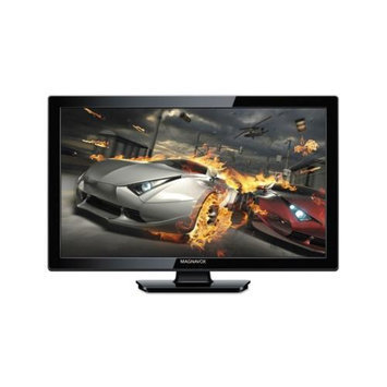 Magnavox - 24ME403V - LED HDTV, Slim, 24, 720p, Black