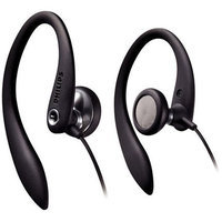 Philips SHS3200BK Over-the-ear Earhook Headphones Black