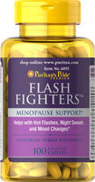Puritan's Pride 2 Units of Flash Fighters-100-Caplets