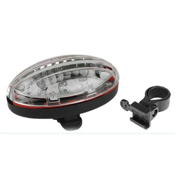 Bright Ideas 718F 3 LED 5 Mode Bike Head Light