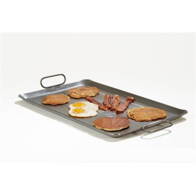 Rocky Mountain Cookware Inc Rocky Mountain Cookware RM1423-8 2-Burner Commercial/Outfitter Griddle