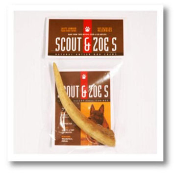 Scout & Zoes 5474 Small Natural Antler Dog Chew