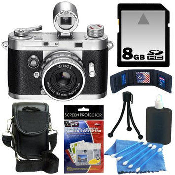 Minox DCC 5.1 Digital Classic Camera with 8GB Accessory Kit