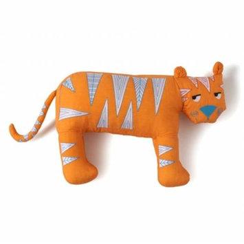 Little Acorn F12P01 Tiger Shaped Pillow