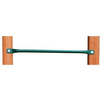 Eastern Jungle Gym Inc Eastern Jungle Gym Green Steel Monkey Bar Ladder Rung