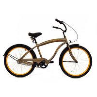 Kettler Bikes Verso Beach Cruiser Mens Bike - 3-Speed Vegas