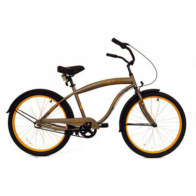 Kettler Bikes Verso Beach Cruiser Mens Bike - 3-Speed Vegas