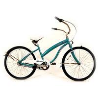 Kettler Bikes Verso Beach Cruiser Womens Bike - 3-Speed Vegas