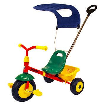 Kettler 8152-599 Junior Kettrike Tricycle with Pushbar