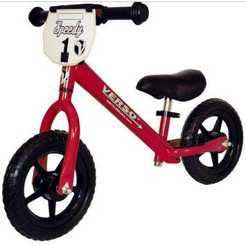 Kettler Toys Verso Red Speedy Balance Bike - 10