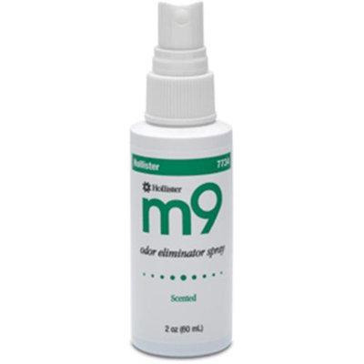 Hollister m9 Odor Eliminator Spray, 2 oz, Scented QTY: 1